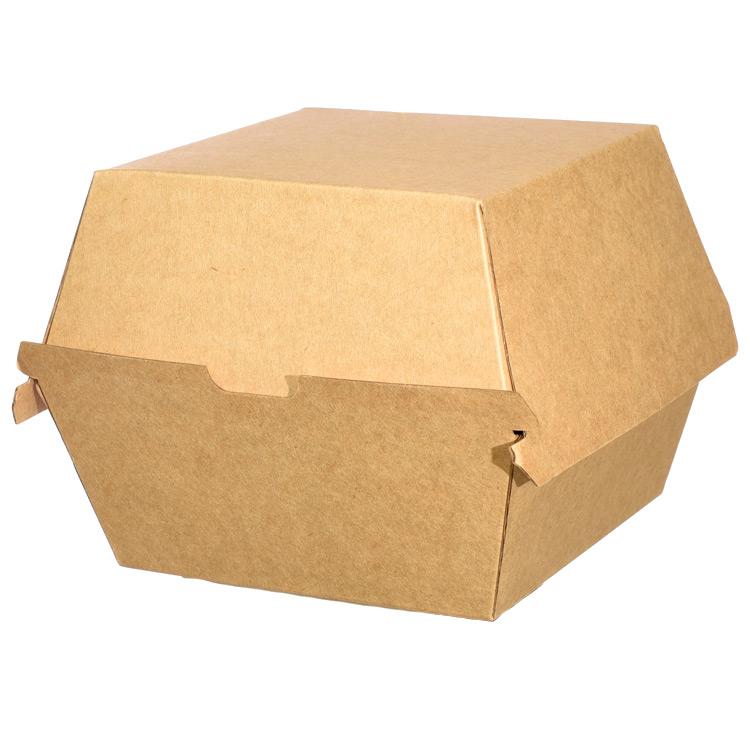 طراحی و تولید جعبه برگر